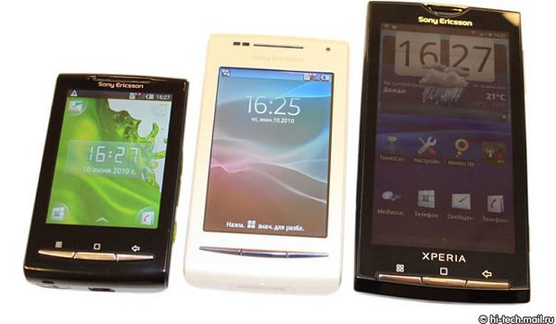 Sony Ericsson's 3-inch Xperia X8 made official, coming in Q3 2010 for €259