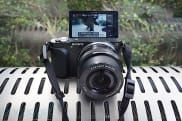 Sony's NEX-3N and A58 cameras make an in-person appearance, we go hands-on