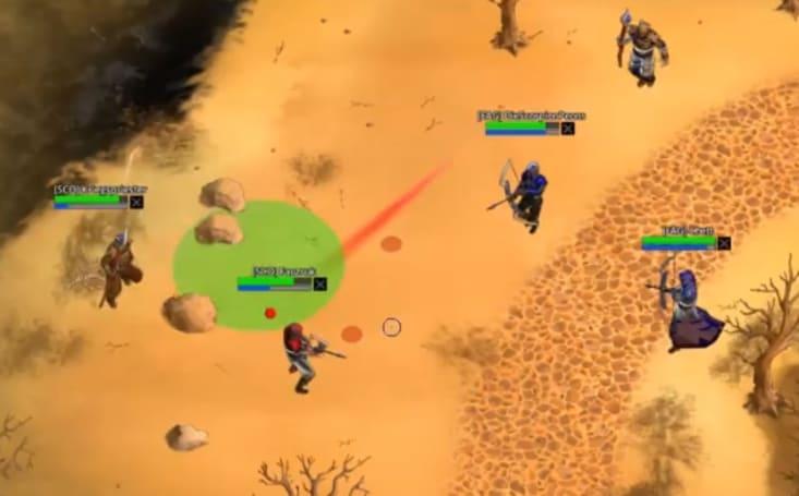 Das Tal jumps to Steam Greenlight