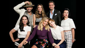 """The Cast Of """"Younger"""" On Season 3"""