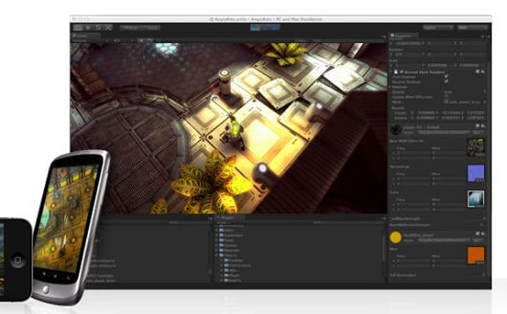 Unity announces version 4 of its game engine, with new animation system and Linux support
