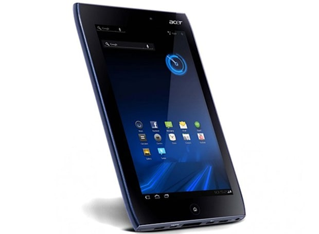Acer Iconia Tab A100 delayed due to Honeycomb compatibility issues?