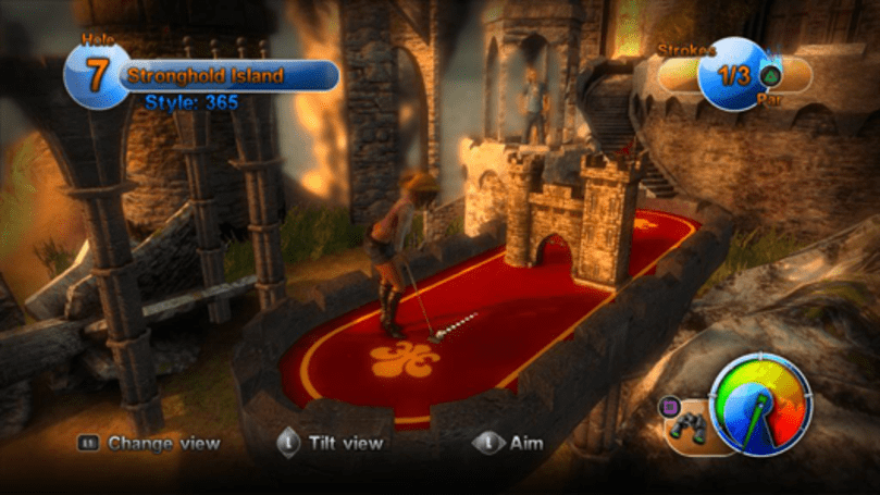 Planet Minigolf gets patched for PlayStation Move on Sept. 19