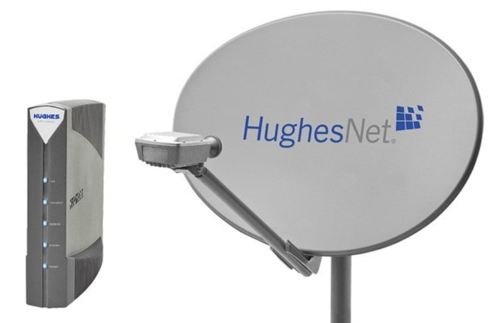 Hughes updates its HughesNet satellite broadband with Gen4 service