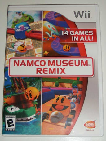 Wii Fanboy Review: Namco Museum Remix