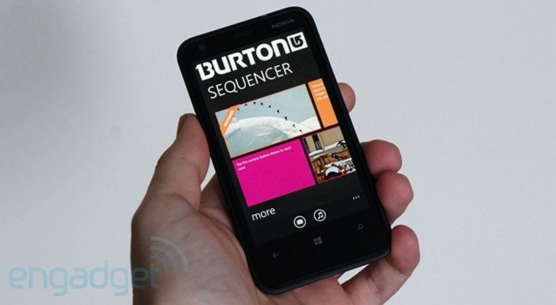 Nokia and Burton intro a snowboarding app to prep and record epic runs (video)