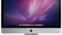 """Apple acknowledges continuing 27"""" iMac screen issues"""