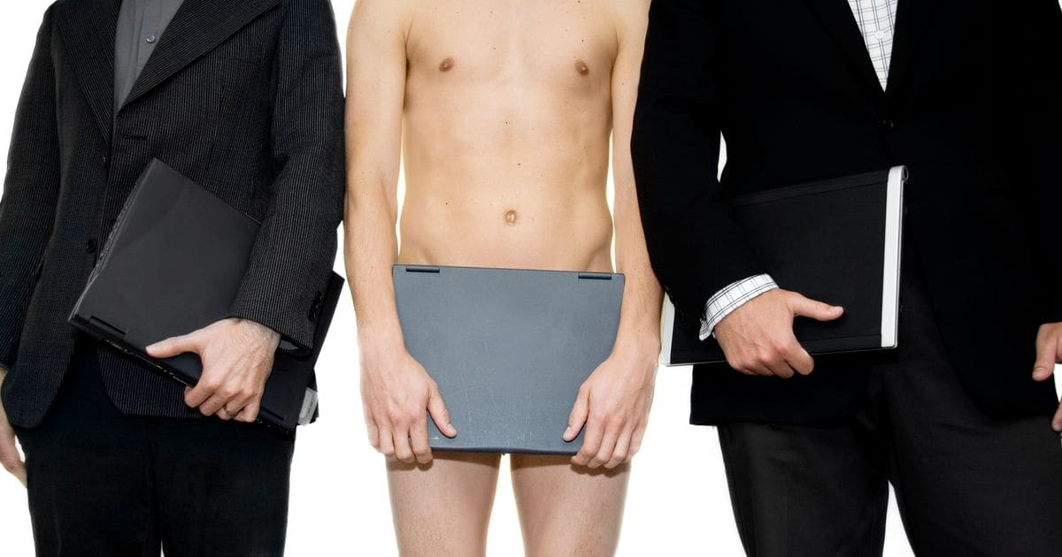 What It Means When You Dream About Being Naked In Public