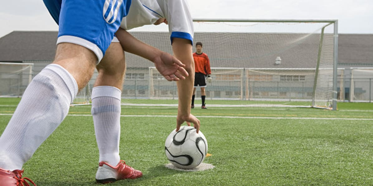 Men, Football and Therapy: A Trouble Shared