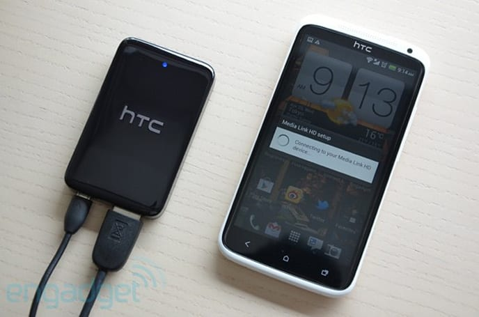 HTC Media Link HD review