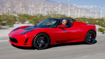 Tesla Roadster nears the end of its production run, company switches focus to Model S