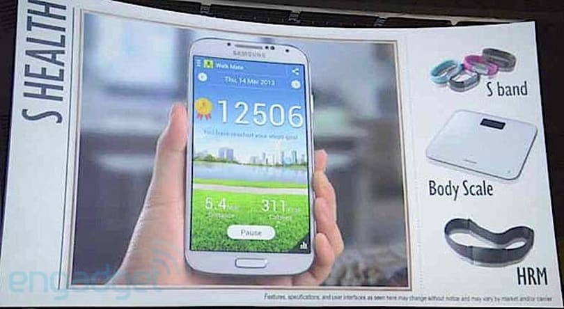 Samsung Galaxy S 4 accessories: cases, calorie counting and gamepads