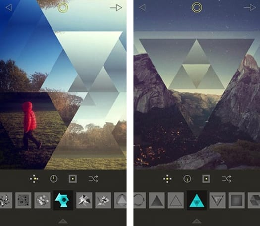Fragment lets you get creative with photo prism effects