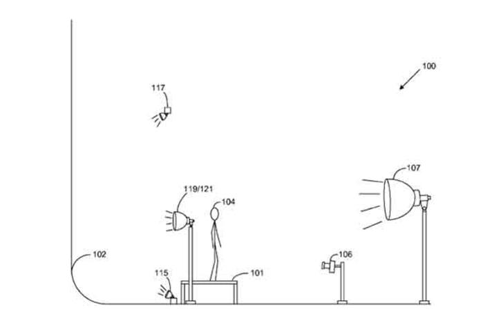 Amazon's studio photography patent makes Apple, Samsung look reasonable