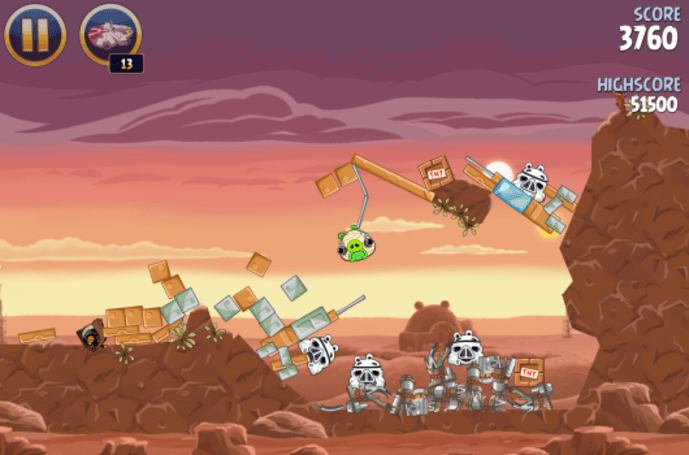 More iOS App Store anniversary goodies: Angry Birds Star Wars, Dead Space, KOTOR and more