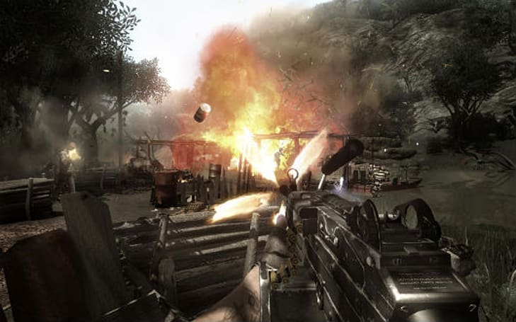 Games so bad they're good: Far Cry 2