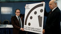 人類滅亡まであと2分半。科学者らによる「世界終末時計」が2年ぶりに更新。1953年以来の深刻な値に