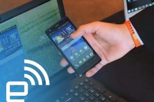 Acer's Extend Desktop Smartphone Control