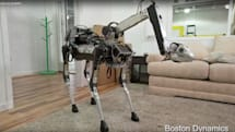 Boston Dynamics 打造了一隻能做家事的機器「狗」