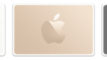 Apple gets ready for the holiday shopping season with new gift cards and uniforms