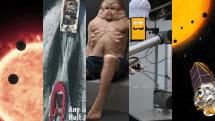 進化で交通事故耐性を得た「グレアムさん」・ソーセージを完璧に焼くロボット・ドローンで船泥棒を追跡(画像ピックアップ42)