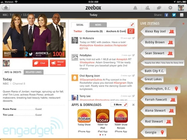 Zeebox adds Viacom to its list of second-screen partners