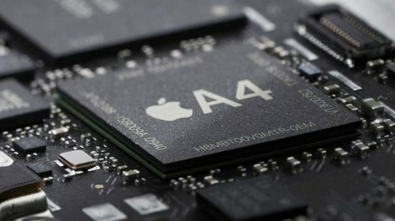 Apple's A4 chip is ARM Cortex A9 with an ARM Mali GPU?