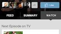GetGlue for iPhone's redesigned TV guide adds VOD and streaming video listings