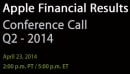 No TUAW TV today; Join us at 5 PM ET for Apple Q2 2014 earnings call liveblog
