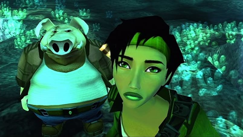 Beyond Good & Evil HD heavily discounted on Xbox Live today
