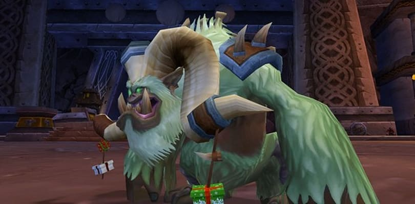 Last Week in WoW: One weird Winter Veil tip edition