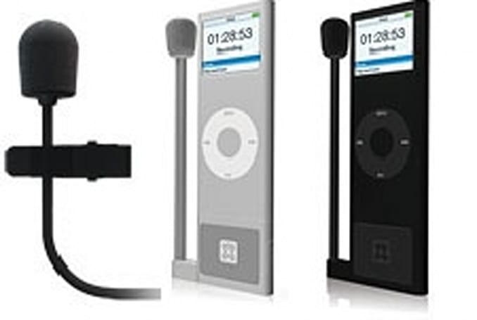 XtremeMac announces MicroMemo and MemoMic for 2nd gen iPod nano