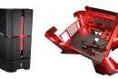 モーターと油圧ダンパーで自動変形するロマン番長なPCケース『H-Tower』発表、スマホアプリでの遠隔操作も