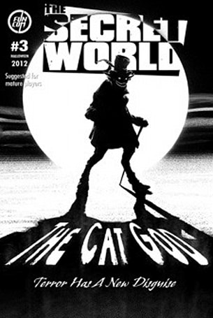 The Secret World Issue #3 The Cat God is now live