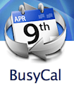 BusyMac announces BusyCal