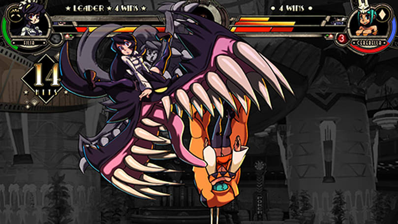 Skullgirls to be reborn in January as Skullgirls Encore