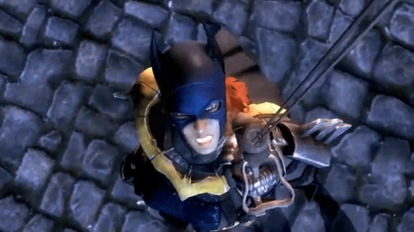 PSA: Batgirl grapples onto Injustice: Gods Among Us, costume packs in tow