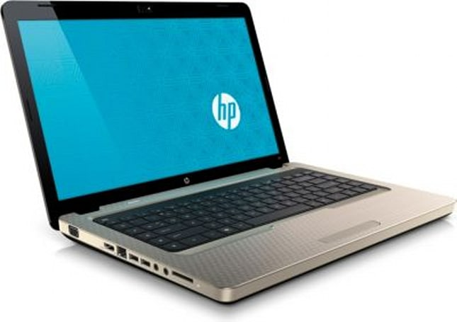 HP slips out stylish, Core i3-based G62t laptop