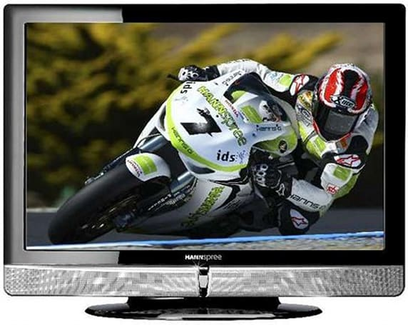 HANNspree's 28-inch 1080p HT09 LCD HDTV comes to America for $500