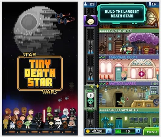 Star Wars: Tiny Death Star invades the US App Store