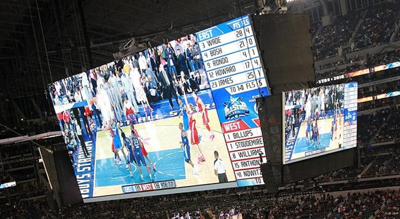 New NBA stats deal will put motion tracking cameras in every arena