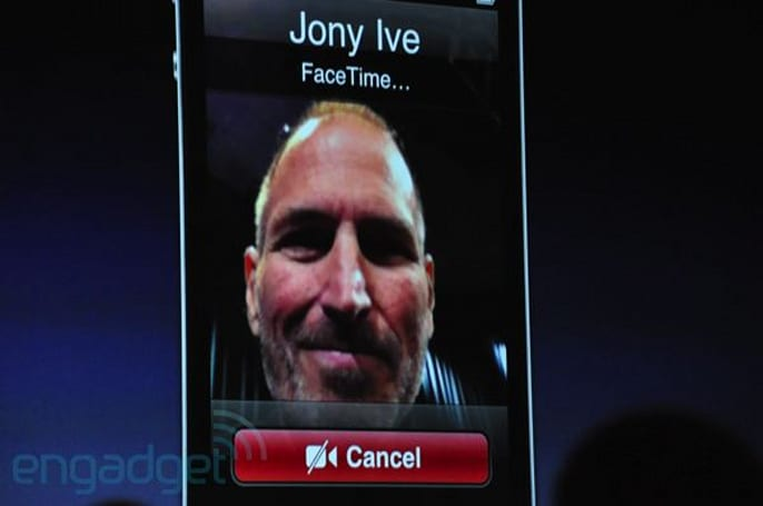 FaceTime video calling added to iPhone 4... and it's WiFi-only