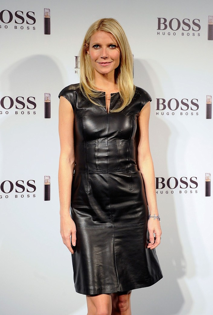Gwyneth Paltrow Jumps on Blow Dry Bar Craze