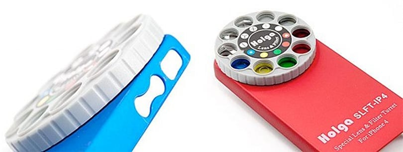 iPhone case offers up literal kaleidoscope of Holga lens effects