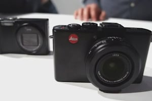 Leica D-Lux 6 and V-Lux 40 Hands-on