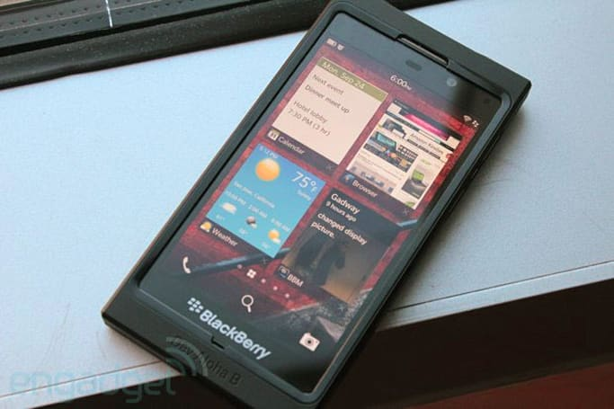 BlackBerry 10 launch event to be held on January 30th