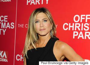 Jennifer Aniston Stuns In Jumpsuit