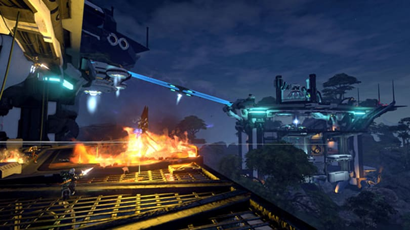 Firefall update 1.2 goes live today, makes facial customizations free for all