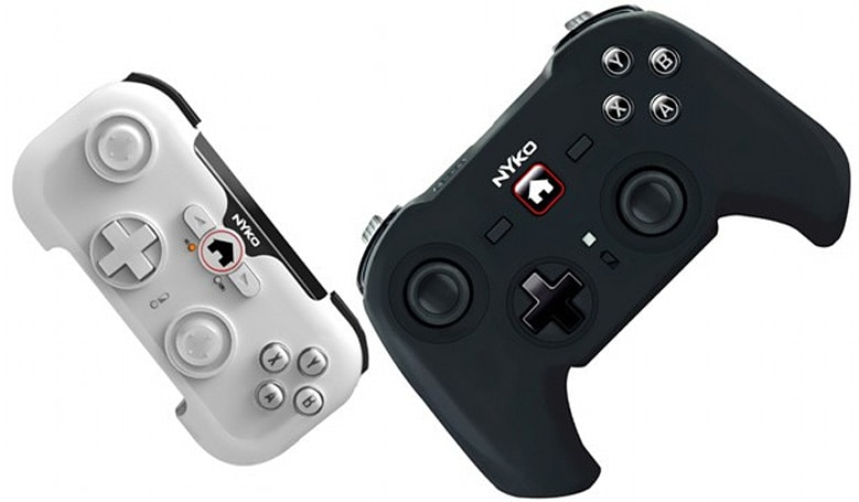 Nyko's TegraZone PlayPad game controllers now available: two different styles for $39.99 each