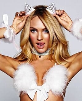 Candice  Swanepoel photo